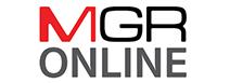 MRG Online logo